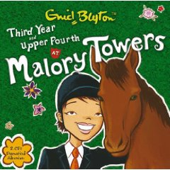Malory Towers: Third year and Upper Fourth original soundtrack