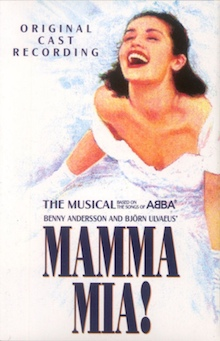 Mama Mia! original soundtrack