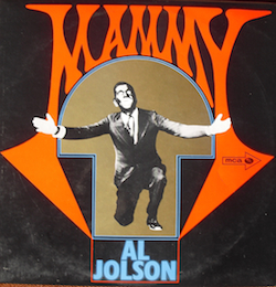 Mammy: Al Jolson original soundtrack