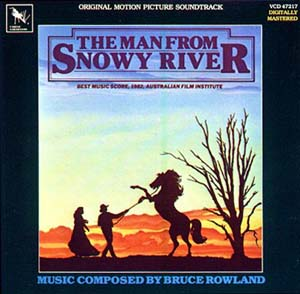 Man from Snowy River original soundtrack
