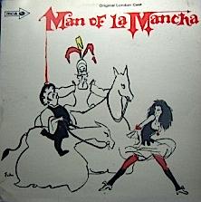 Man of la Mancha: original London cast original soundtrack
