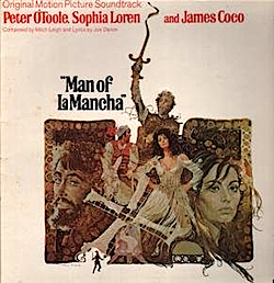 Man of la Mancha original soundtrack