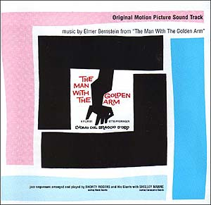 Man with the Golden Arm original soundtrack