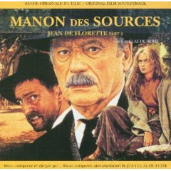 Manon des Sources original soundtrack