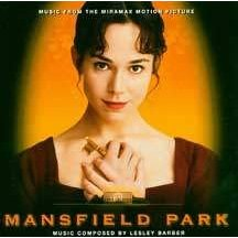 Mansfield Park original soundtrack