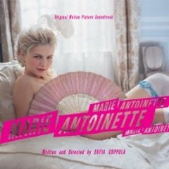 Marie Antoinette original soundtrack