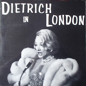 Marlene Dietrich: Dietrich in London original soundtrack