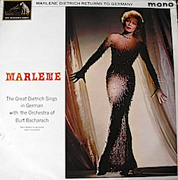 Marlene Dietrich: Returns to Germany original soundtrack