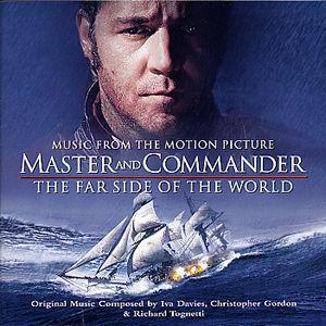 Master and Commander original soundtrack