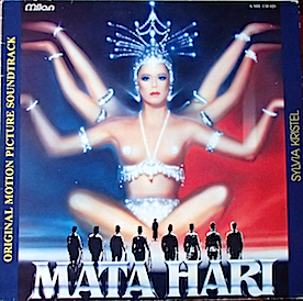 Mata Hari original soundtrack