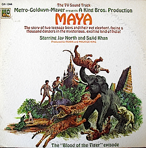 Maya original soundtrack