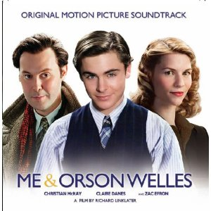 Me & Orson Welles original soundtrack