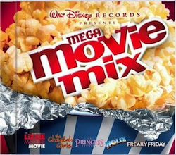 Mega Movie Mix original soundtrack