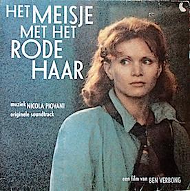 Meisje Met Het Rode Haar original soundtrack