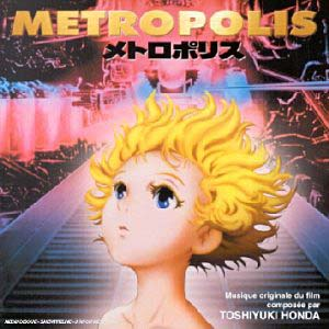 Metropolis original soundtrack