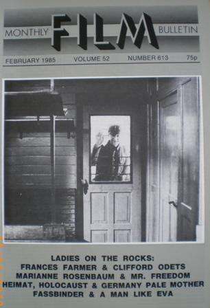 MFB February 1985 original soundtrack