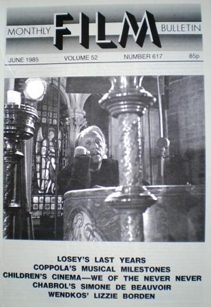 MFB June 1985 original soundtrack