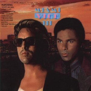Miami Vice III original soundtrack