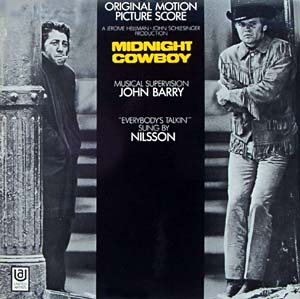 Midnight Cowboy original soundtrack