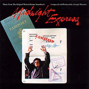 Midnight Express original soundtrack