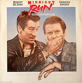 Midnight Run original soundtrack