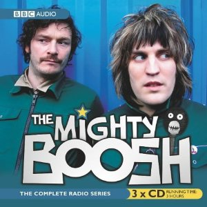 Mighty Boosh: Complete Radio Series original soundtrack
