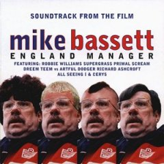 Mike Bassett: England Manager original soundtrack