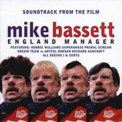 Mike Bassett: England Manager original soundtrack