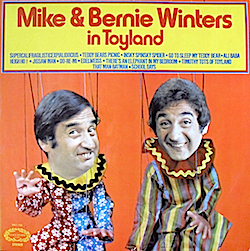 Mike & Bernie Winters in Toyland original soundtrack
