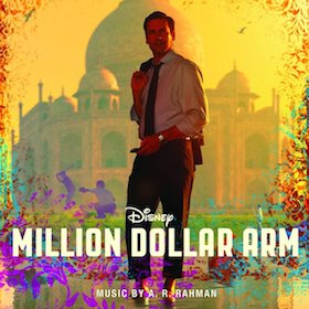 Million Dollar Arm original soundtrack