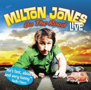 Milton Jones: On the Road original soundtrack