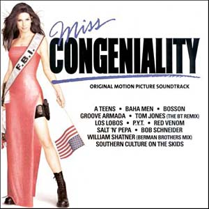 Miss Congeniality original soundtrack