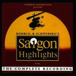 Miss Saigon: Highlights original soundtrack