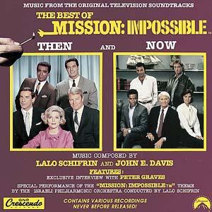 Mission Impossible: Best of original soundtrack