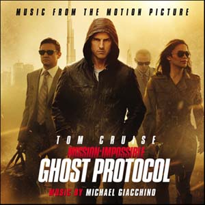 Mission: Impossible - Ghost Protocol original soundtrack