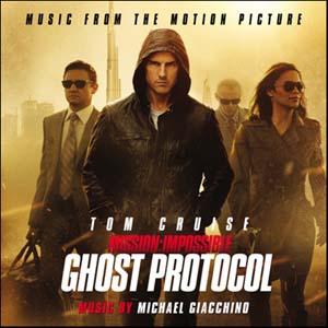Mission: Impossible - Ghost Protocol original soundtrack