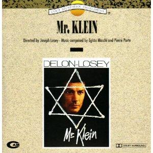 Monsieur Klein original soundtrack