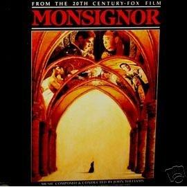 Monsignor original soundtrack