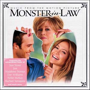 Monster-in-Law original soundtrack