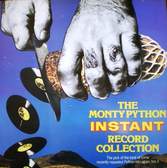 Monty Python Instant Record Collection original soundtrack