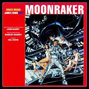 Moonraker original soundtrack