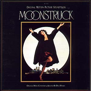 Moonstruck original soundtrack