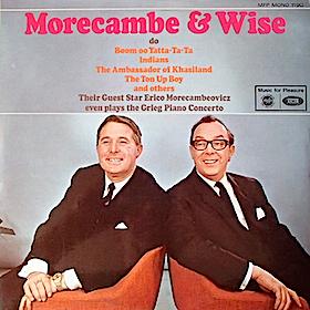Morecambe and Wise: do original soundtrack