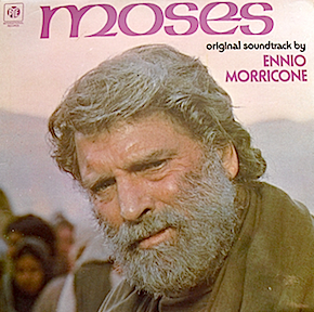 Moses The Lawgiver (Original Motion Picture Soundtrack)