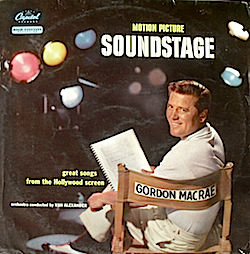 Motion Picture Soundstage: Gordon MacRae original soundtrack