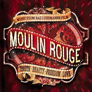 Moulin Rouge original soundtrack