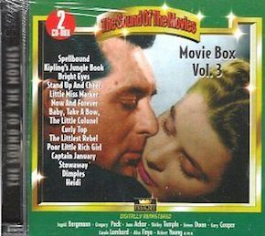 Movie Box Vol.3 original soundtrack