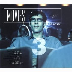 Movies: 3 CD Boxset original soundtrack