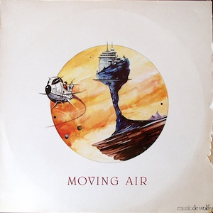 Moving Air: DeWolfe original soundtrack