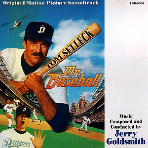 Mr. Baseball original soundtrack